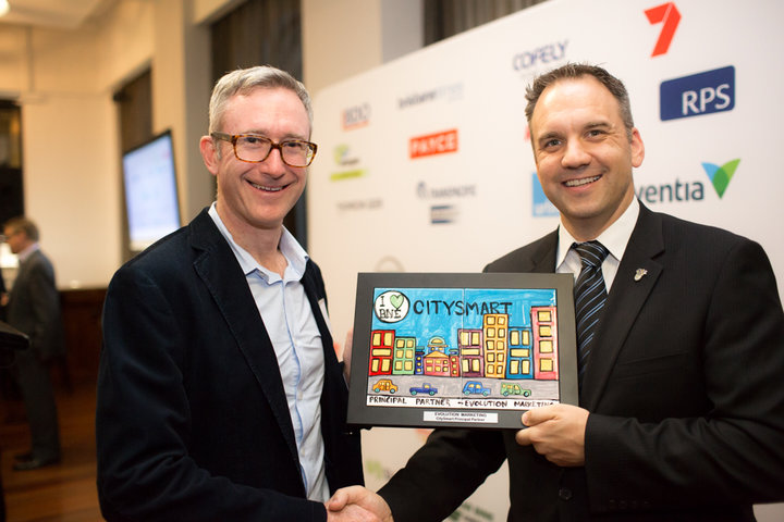 Partnering for Success - Darren Flood –Managing Director of Evolution Marketing & Chair of Brisbane City Council's Environment, Parks and Sustainability Committee Councillor Matthew Bourke