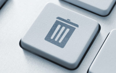 To delete or not to delete? What to do with lapsed customer records