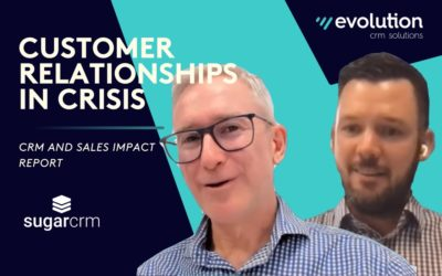 Customer Relationships in Crisis