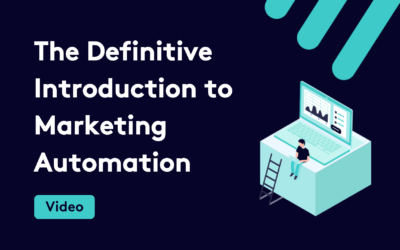 The Definitive Introduction to Marketing Automation